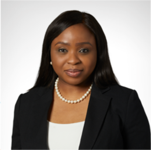 Fola Ayodele, Tax Associate at Moodys Private Client Accounting