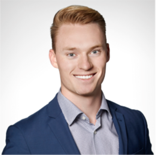 Logan Brown, Accountant at Moodys Private Client Accounting.