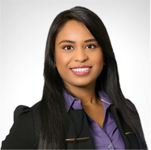 Amna Choudhry, Senior Accountat at Moodys Private Client Accounting
